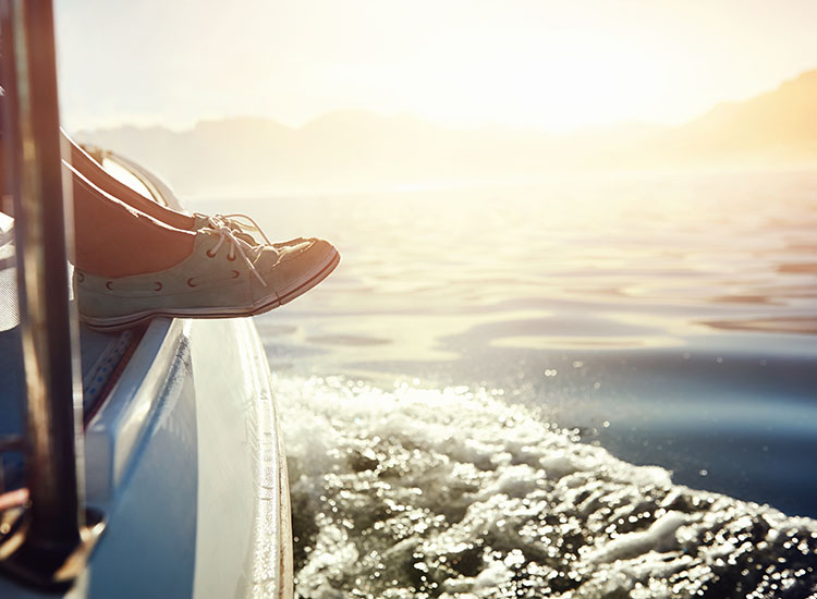 RaySea-Motorboot-Wasser